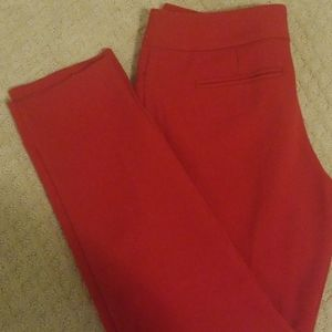 Pants ankle length